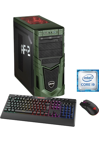 Hyrican Gaming-PC »Military 6674«, Gaming-Maus und Tastatur mit RGB-Beleuchtung kaufen