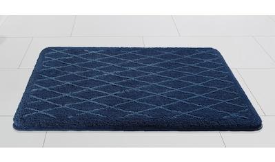Badematte »Sia«, Kleine Wolke EXKLUSIV, Höhe 20 mm, rutschhemmend beschichtet, fußbodenheizungsgeeignet kaufen