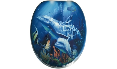 ADOB WC-Sitz »Delfin«, geeignet für alle handelsüblichen WC's kaufen