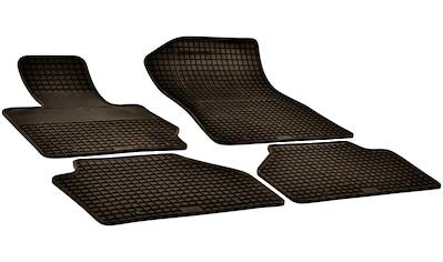 WALSER Passform-Fußmatten »Premium«, (2 St.), für Citroen Jumpy 2-3 Sitzer vorne Bj... kaufen