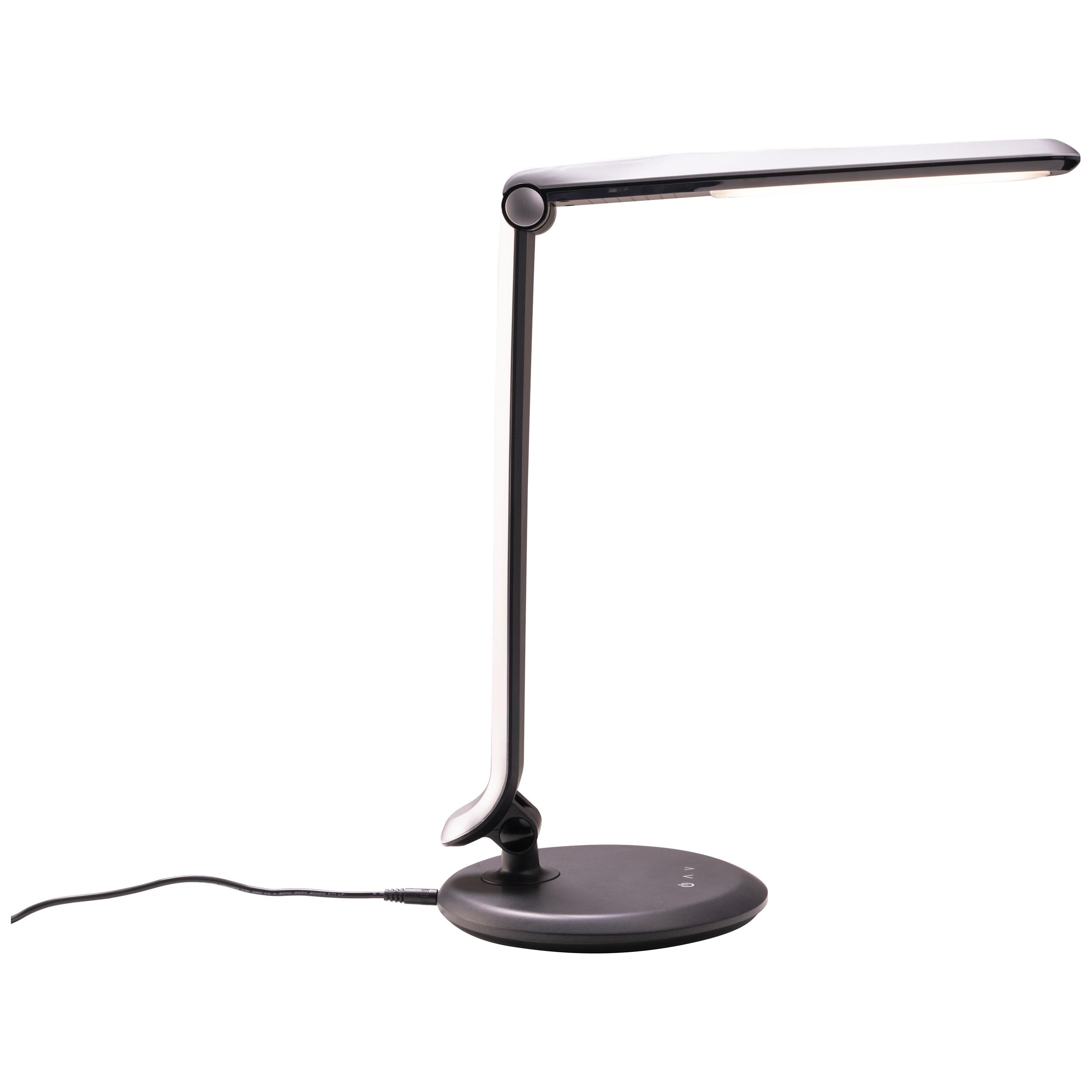 Brilliant Leuchten Vanita LED Tischleuchte silber