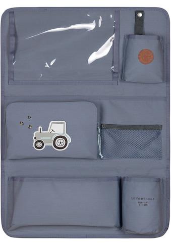 Lässig Auto - Rückenlehnentasche »Car Wrap - to - Go, Adventure Tractor« kaufen