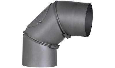 FIREFIX Rohrbogen ø 150 mm, 90°, Stahlblech, mit Tür kaufen