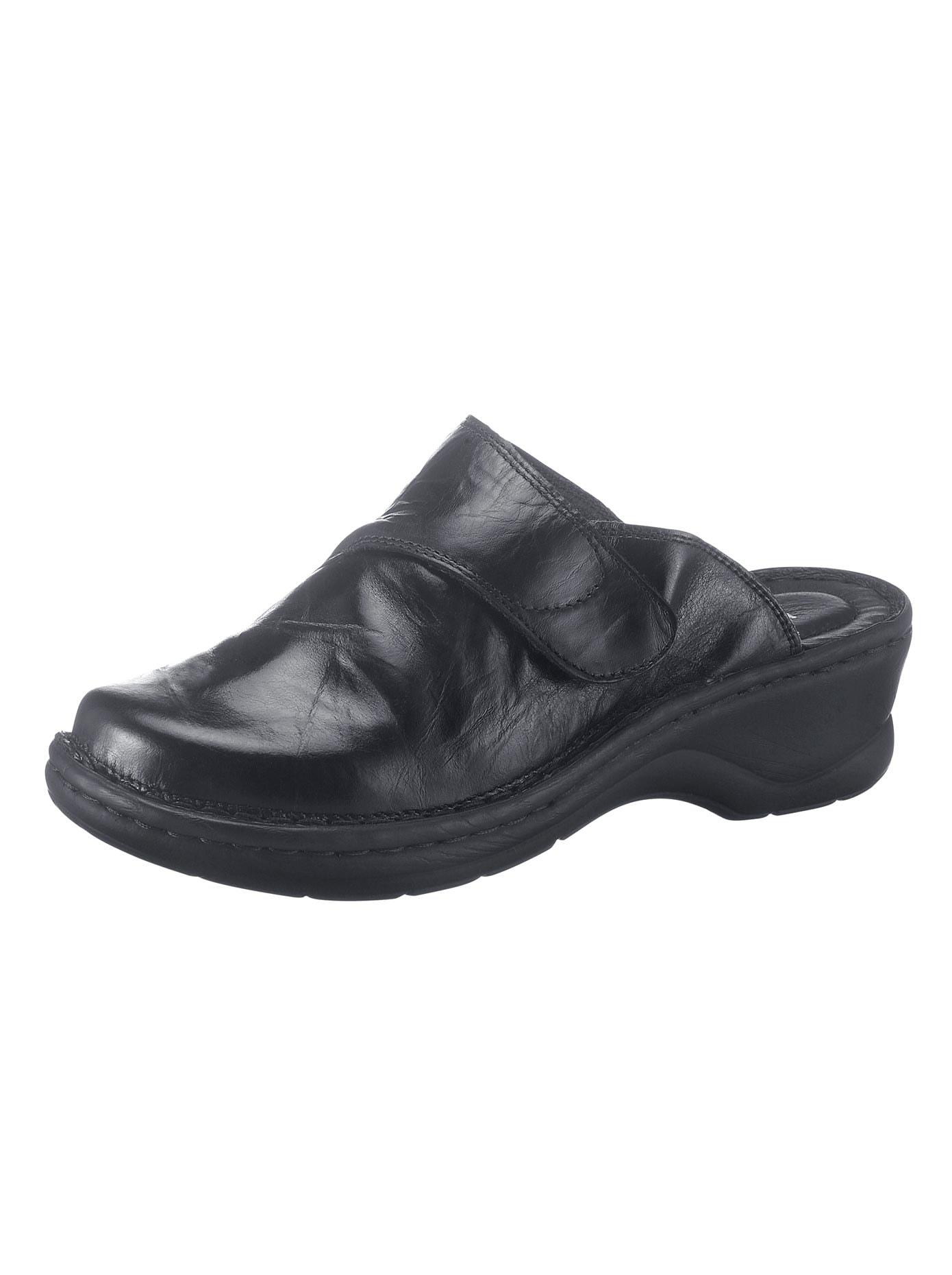 Seibel Clog mit rutschhemmender PU-Laufsohle | Schuhe > Hausschuhe > Pantoletten | Josef Seibel