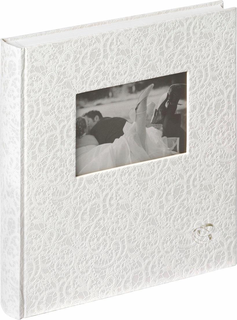 Walther Home affaire Hochzeitsalbum Music Technik & Freizeit/Technik/Foto, Video & Optik/Zubehör Kameras & Camcorder/Fotoalbum
