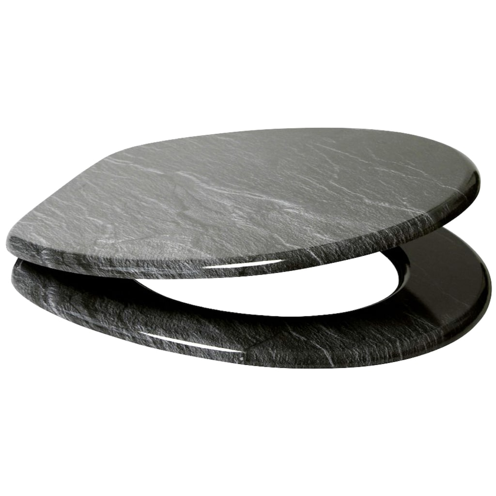 Sanilo WC-Sitz »Granit«