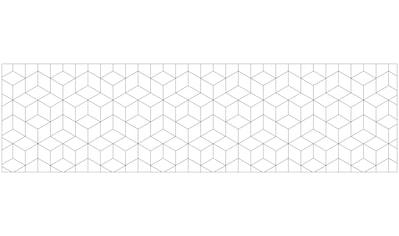 MySpotti Küchenrückwand »mySPOTTIfixy Hexagon«, selbstklebende und flexible... kaufen