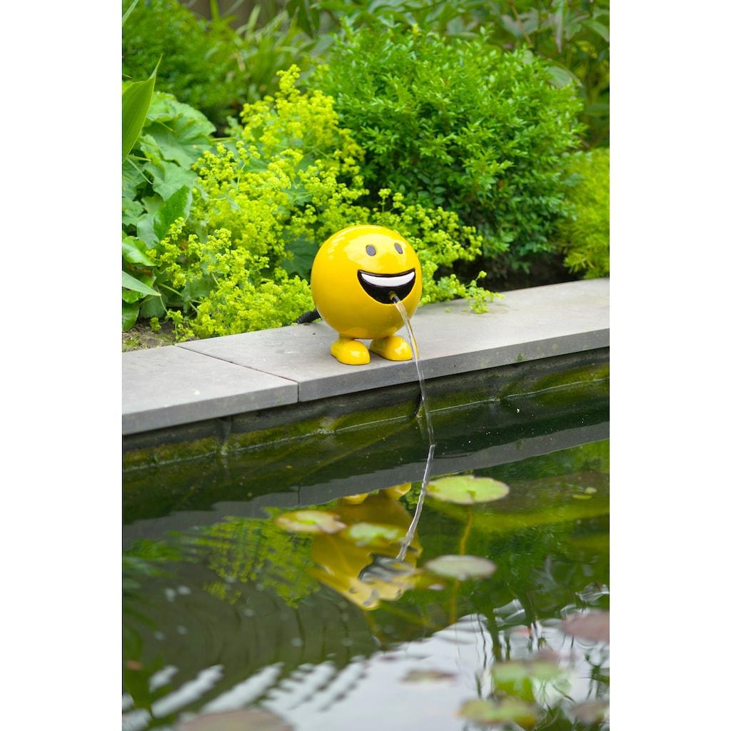 Ubbink Wasserspeier »BE Happy«, ØxH: 16x19 cm