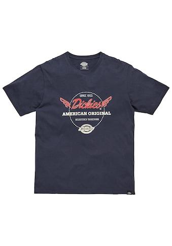 Dickies T-Shirt »Lyndon«, aus 100% Baumwolle kaufen