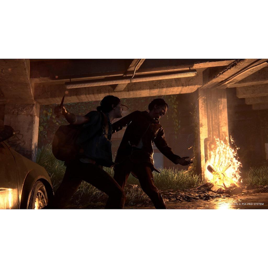PlayStation 4 Konsolen-Set »Pro«, inkl. The Last of Us Part II