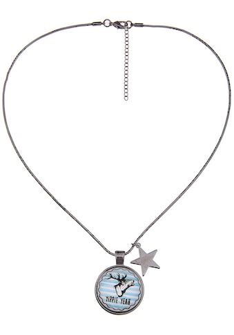 leslii Halskette mit Hirsch - Anhänger kaufen