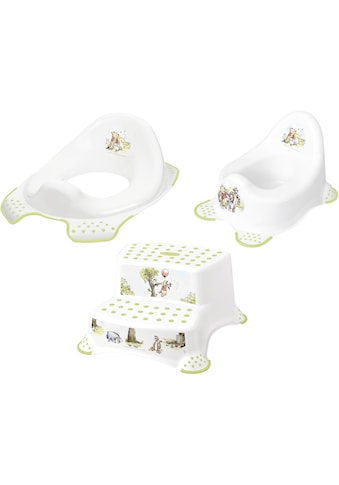 keeeper Töpfchen »Winnie, weiß«, Kinderpflege-Set - Töpfchen, Toilettensitz und... kaufen
