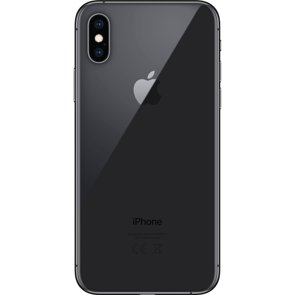 "Apple Smartphone »iPhone Xs 5,8"" 64 GB«, (14,7 cm/5,8 "", 64 GB Speicherplatz, 12 MP Kamera), inkl. Lightning Kabel und Earpods"