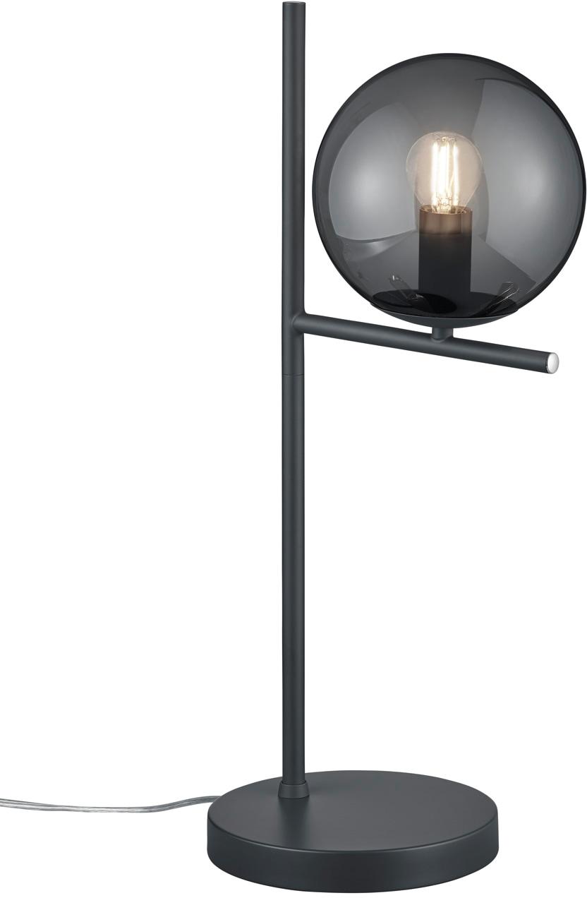 TRIO Leuchten Tischleuchte Pure, E14, 1 St., Schnurschalter, Leuchtmittel tauschbar