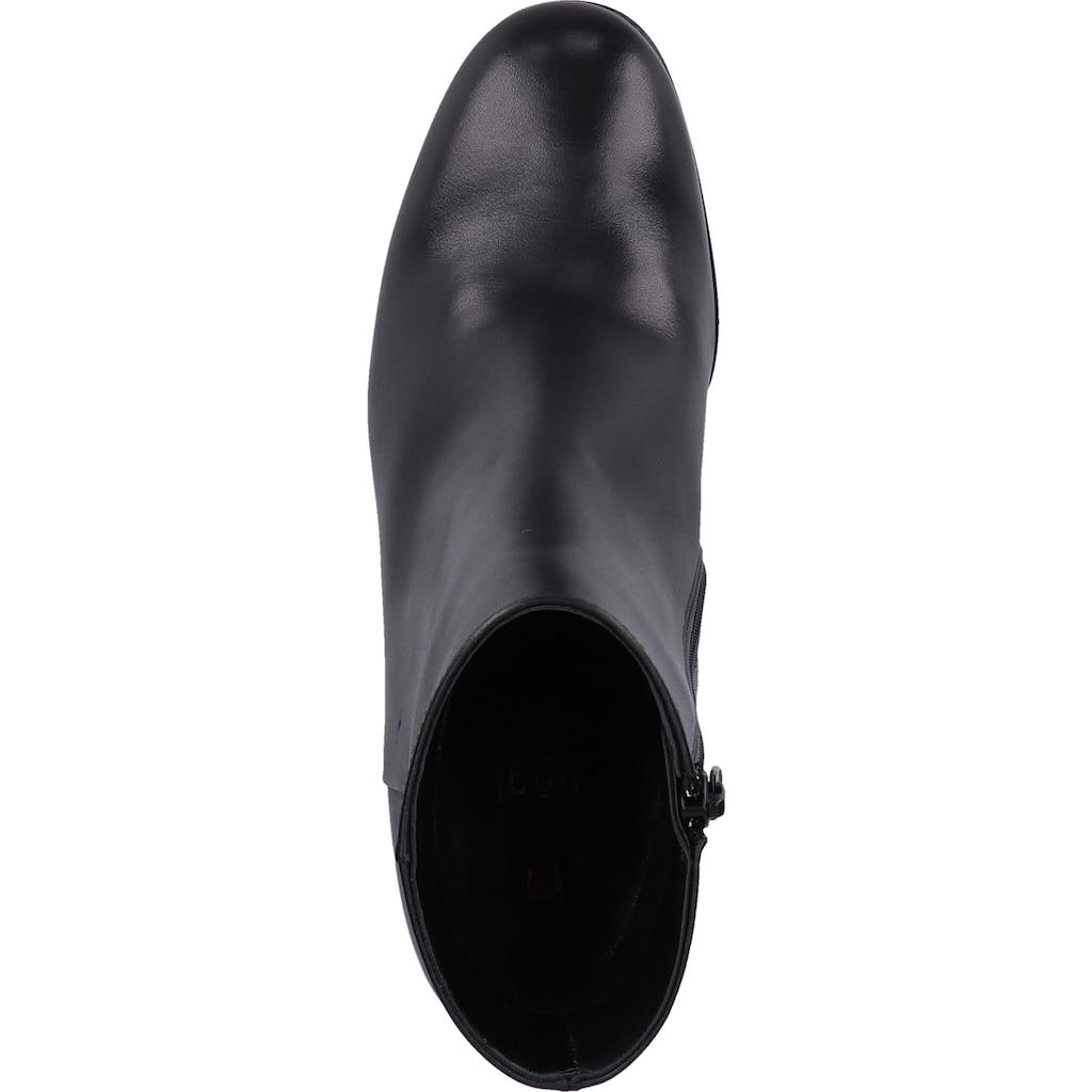 Högl Stiefelette »Glattleder«