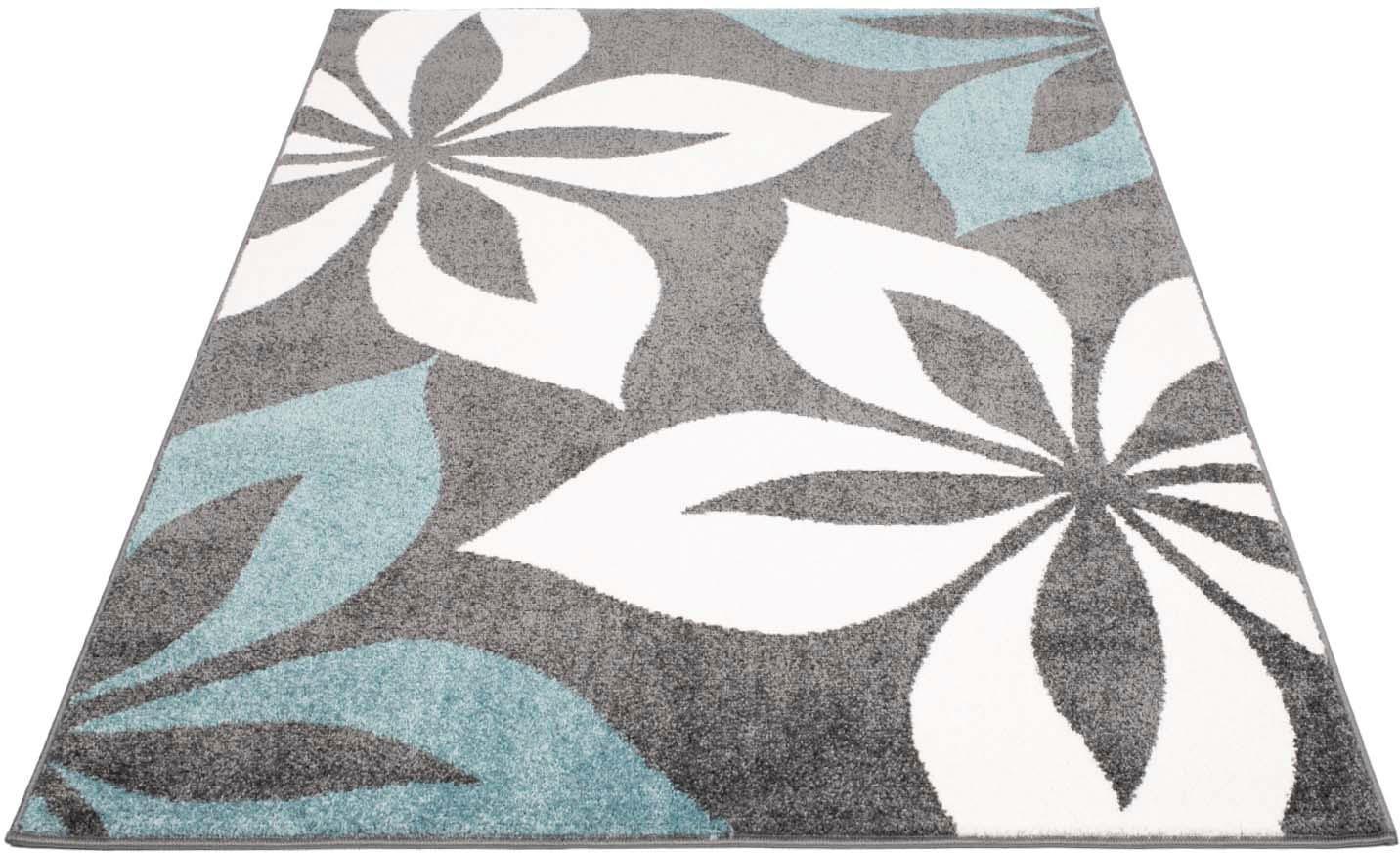 Teppich Moda Soft Carpet City rechteckig Höhe 11 mm maschinell gewebt