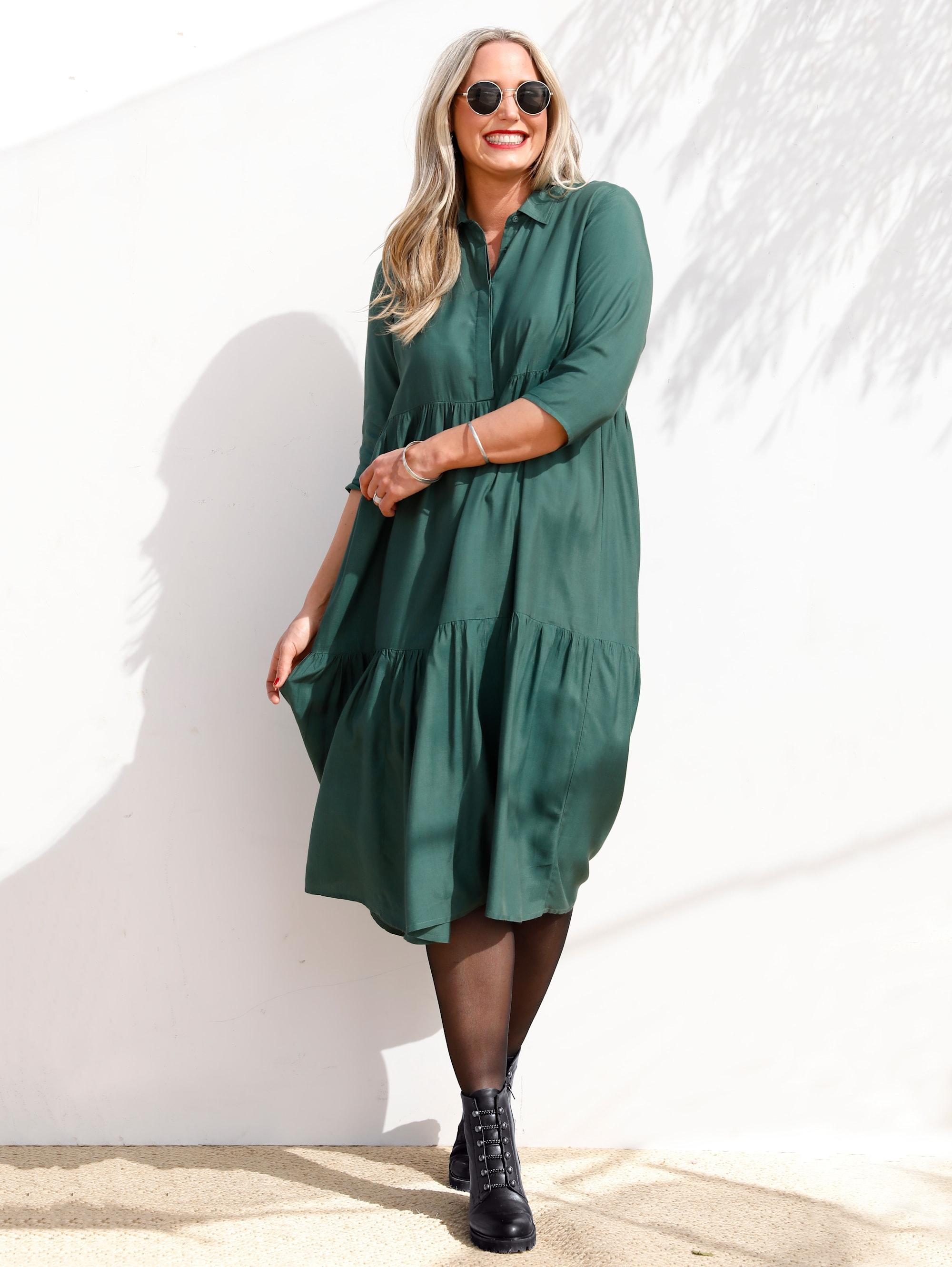 miamoda -  Blusenkleid, in Stufenform