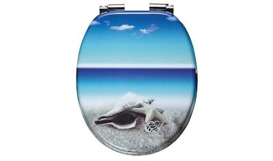 CORNAT WC-Sitz »Snail«, Mit Absenkautomatik kaufen