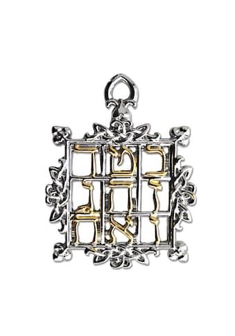 Adelia´s Amulett »Mystische Kabbala Talisman«, Magisches Quadrat des Saturn - Für... kaufen