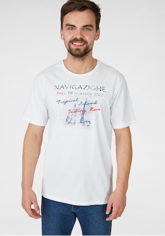 NAVIGAZIONE Softes Casual-Shirt kaufen