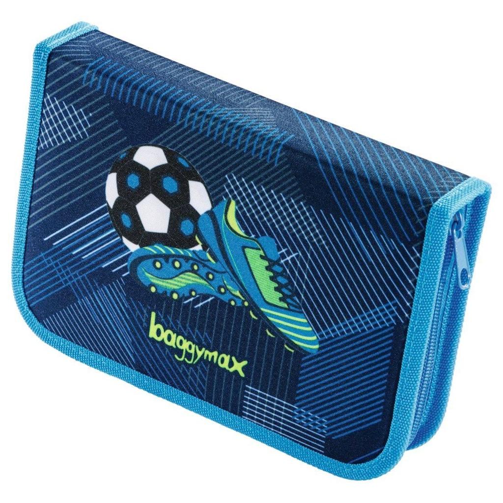"BAGGYMAX Niffty Schulranzenset Toploader Tornister Functional »""Soccer Goal""«"
