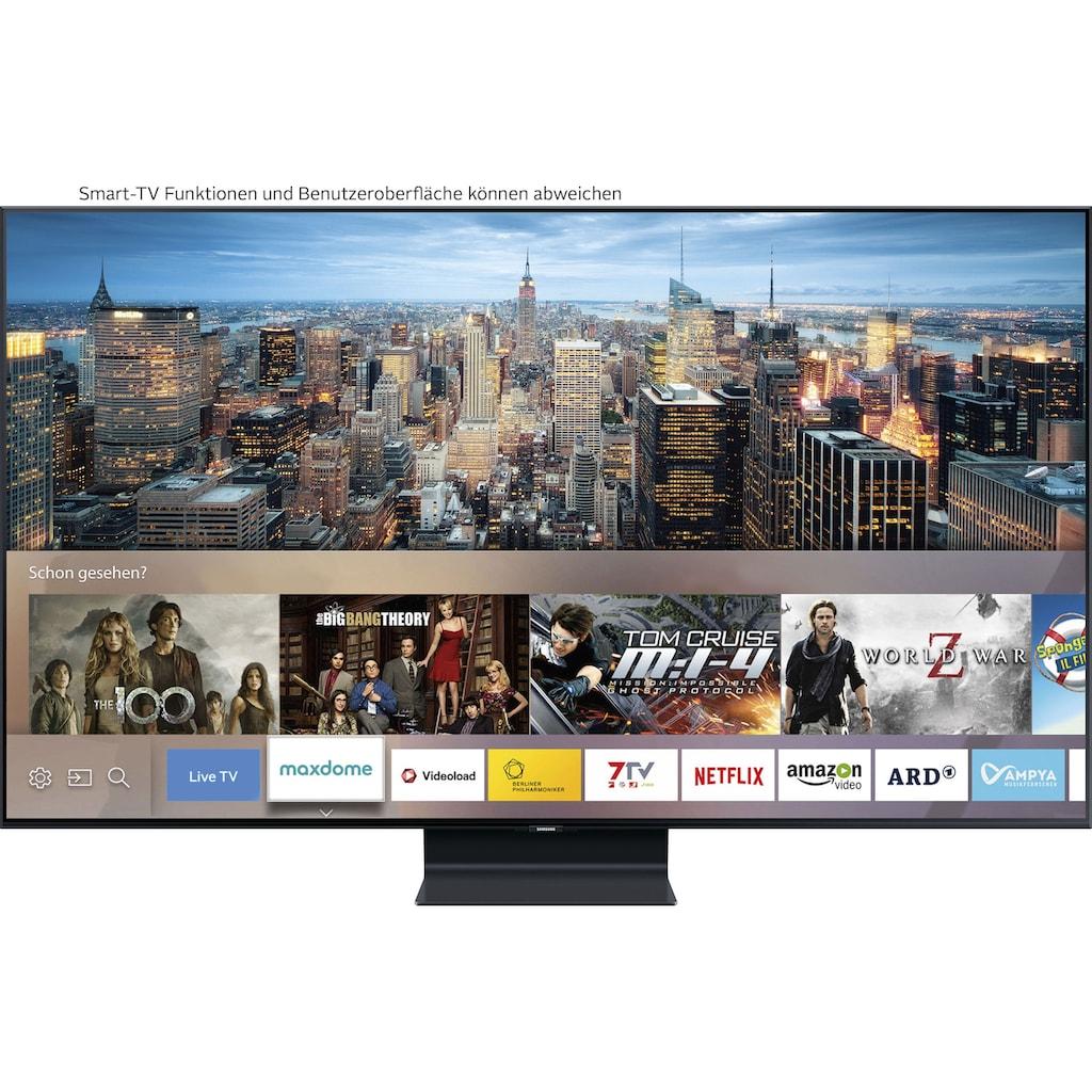 "Samsung QLED-Fernseher »GQ75Q90T«, 189 cm/75 "", 4K Ultra HD, Smart-TV"