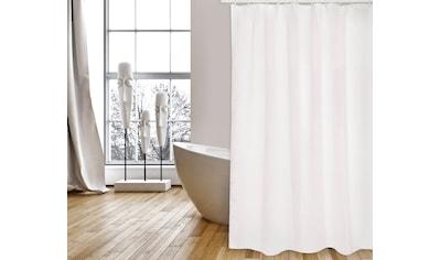 MSV Duschvorhang »PREMIUM WEISS«, Breite 180 cm, Höhe 200 cm kaufen