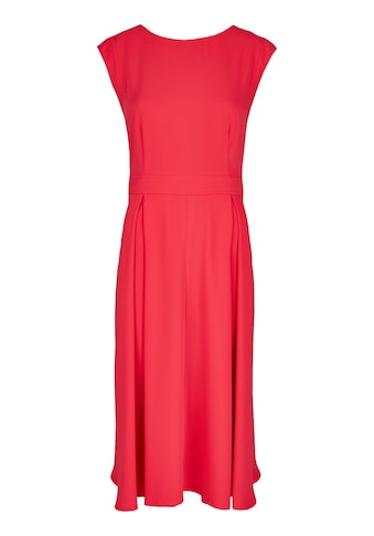 Daniel Hechter Sommerliches Kleid mit minimalem Ärmelansatz kaufen