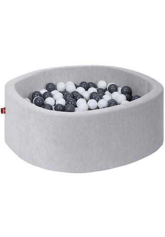 "Knorrtoys® Bällebad ""Grey"" kaufen"