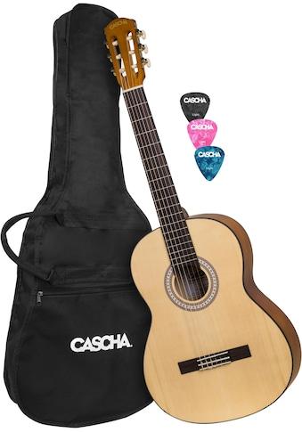 Cascha Konzertgitarre »Student Series«, 4/4 kaufen