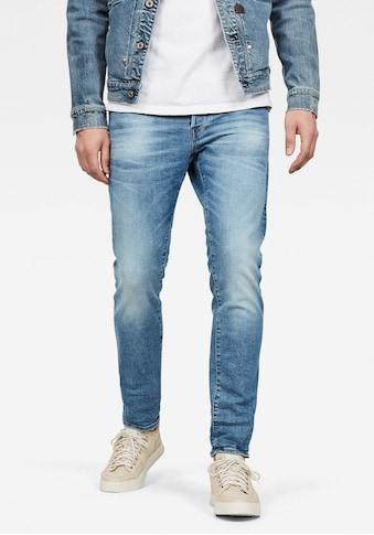 G - Star RAW Slim - fit - Jeans »3301 Slim« kaufen