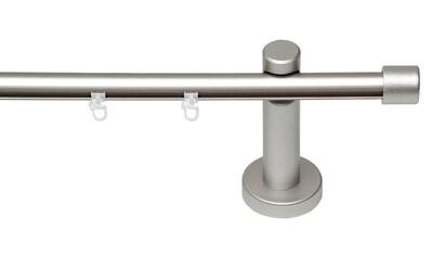 GARESA Gardinenstange »Kea«, 1 läufig-läufig, Wunschmaßlänge kaufen