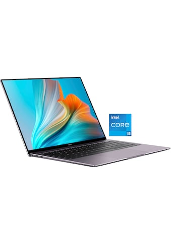 Huawei Notebook »MateBook X Pro 2021 i5 16/512GB, Intel Core i5, Touch, Win10«, (Intel... kaufen