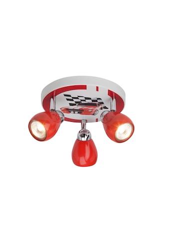 Brilliant Leuchten Deckenstrahler »RACING«, GU10, Warmweiß, Deckenlampe kaufen