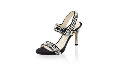 Alba Moda Sandalette im angesagten Zebradessin kaufen