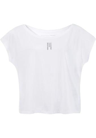 Oversize - Shirt »Shirt Menschenrechte« kaufen