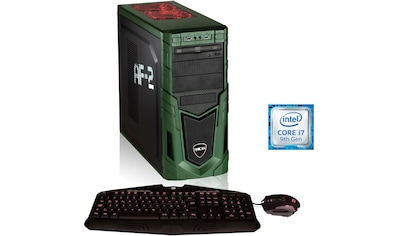Hyrican »Military Gaming 6460« Gaming - PC (Intel, Core i7, RTX 2080 SUPER, Luftkühlung) kaufen