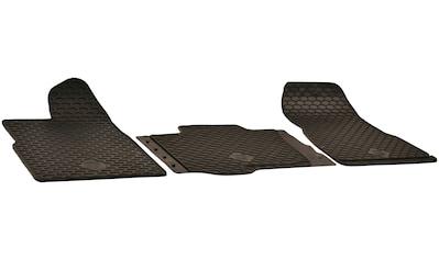 WALSER Passform-Fußmatten, Ford, Tourneo Custom-Transit-Transit Custom,... kaufen