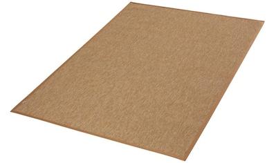 Dekowe Teppich »Naturino Elegance«, rechteckig, 10 mm Höhe, mit Bordüre, In- und Outdoor geeignet, Wohnzimmer kaufen