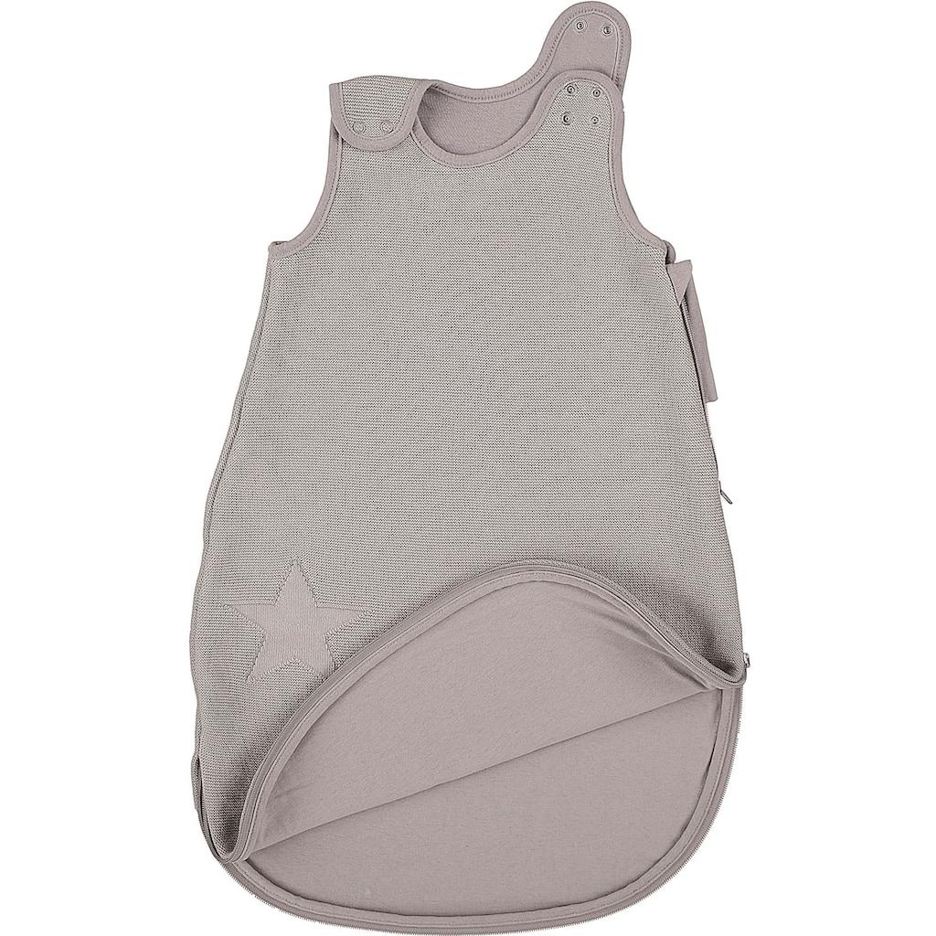 Sterntaler® Babyschlafsack »Strick-Schlafsack«, (1 tlg.)