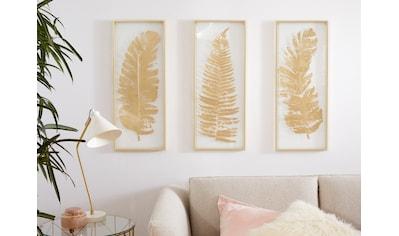 Home affaire Wanddekoobjekt (3er - Set) kaufen