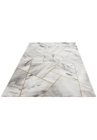 Teppich, »Lerina«, Leonique, rechteckig, Höhe 12 mm, maschinell gewebt kaufen