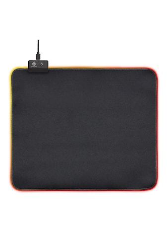 DELTACO Gaming, Mauspad, RGB, USB, Plug - and - Play »Gamer Mauspad RGB« kaufen