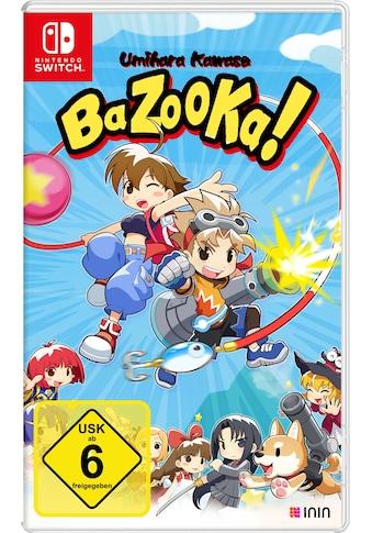 Nintendo Switch Spiel »Umihara Kawase: BaZooKa!«, Nintendo Switch kaufen