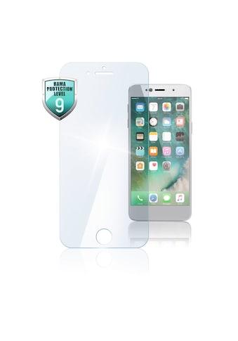 Hama Displayschutz Panzerglas für Apple iPhone 7 Plus / 8 Plus »Smartphone Handy Schutzglas« kaufen