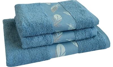 Handtuch Set, »Feder«, Dyckhoff (Set) kaufen