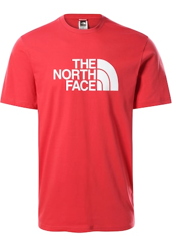 The North Face T-Shirt »EASY TEE«, Großer Logo-Print kaufen