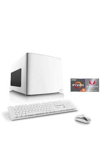 CSL »Gaming Box T8681 Wasserkühlung« PC (AMD, Ryzen 5, Radeon Vega 11, Wasserkühlung) kaufen