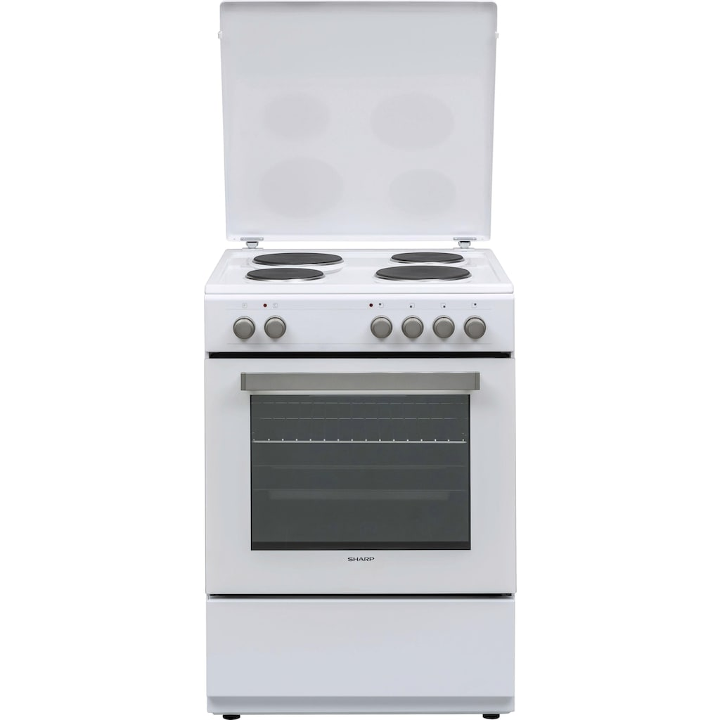 Sharp Elektro-Standherd »KF-76HNO22W-DE«
