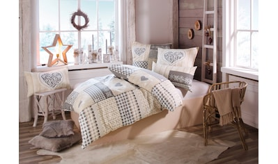 Home affaire Collection Bettwäsche »Janina«, im Patchwork-Design kaufen